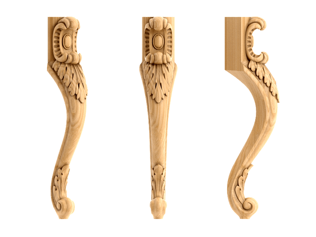 dekorativnye-nozhki-dlya-mebeli Как надежнее закрепить ножки у стола. Крепление ножек к столу или кровати